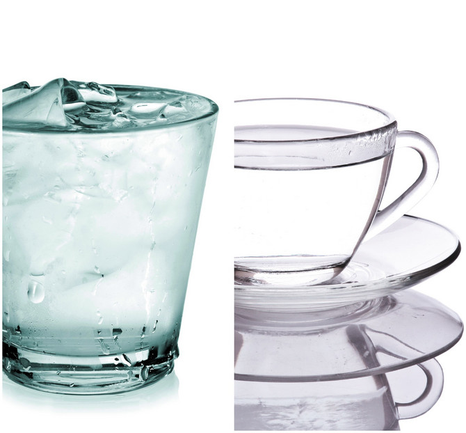 Pijte i toplu i hladnu vodu