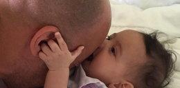 Znany aktor pochwalił się córeczką. ZDJĘCIA