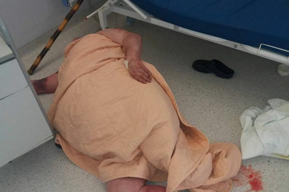 """""""SESTRA MU JE REKLA DA SE UMIRI"""" Pacijent Kliničkog centra završio na podu, sin zatekao užasnu scenu, ISTRAGA U BOLNICI"""