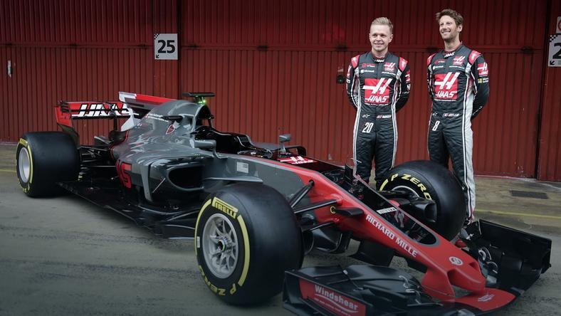 Haas zachwycony silnikiem Ferrari
