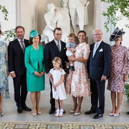 Księżniczka Victoria skończyła 40 lat. Kto pojawił się na urodzinach następczyni szwedzkiego tronu?