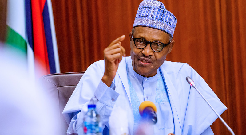 Again, Buhari appeals to Nigerians to abide by health guidelines on Coronavirus