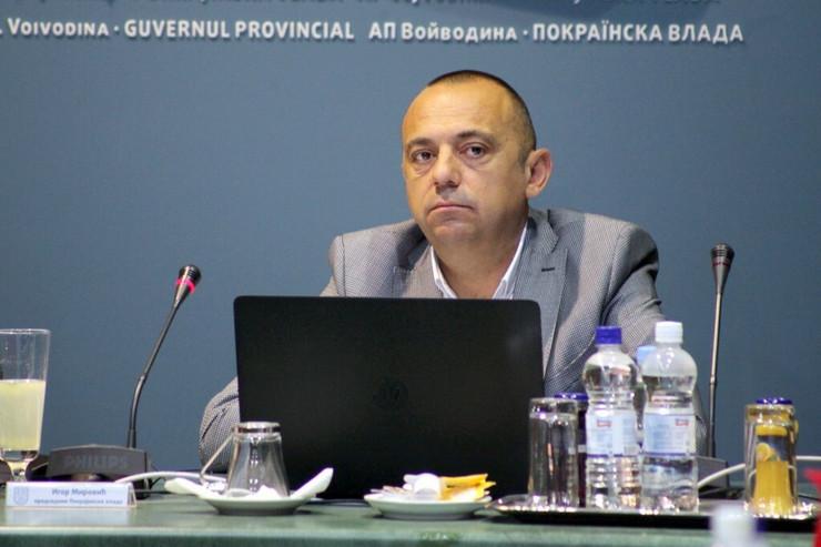 Djordje Milicevic foto Promo Pokrajinska vlada Vojvodine