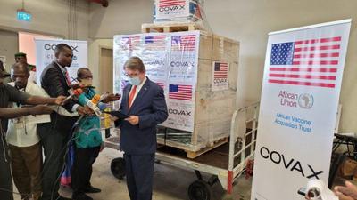 Coronavirus - Niger: United States Donates Second Batch of 151,200 COVID-19 Vaccines to Niger