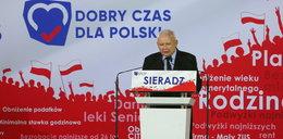 Jarosław Kaczyński został... królem