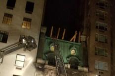 Požar u zgradi srpske misije pri UN u Njujorku