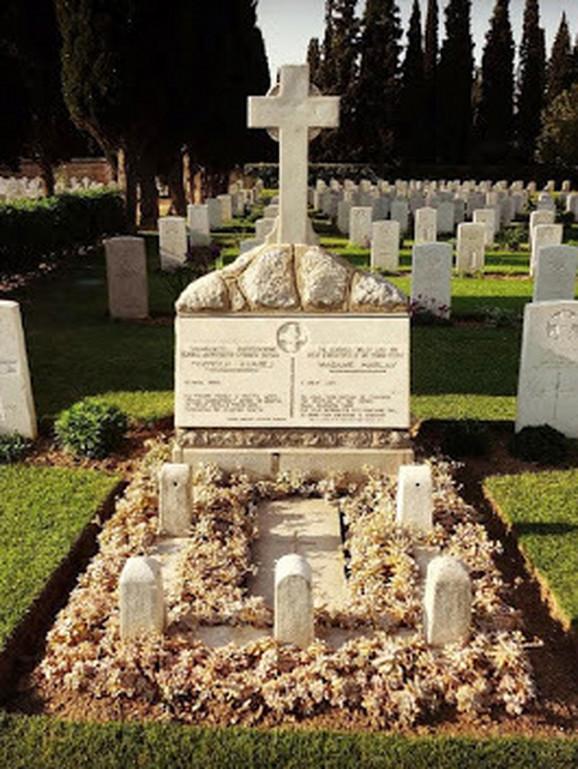 Grob Katarine Harlej