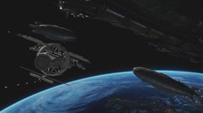 Hunowie z kosmosu atakują!