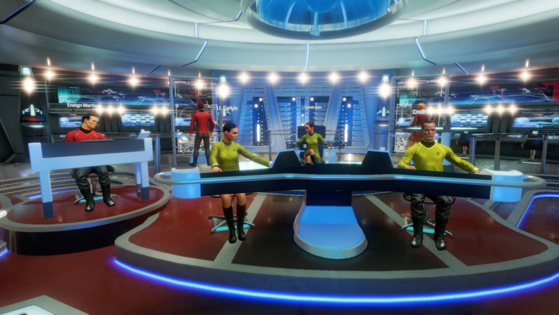 Galeria Star Trek: Bridge Crew