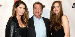 Tak wyglądają córki Arnolda Schwarzeneggera