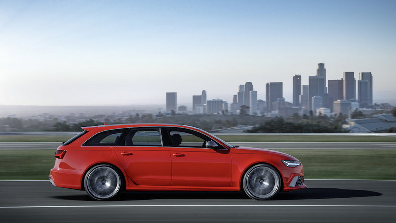 Audi RS 6 Avant – wersja performance