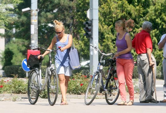 Više prostora za bicikliste