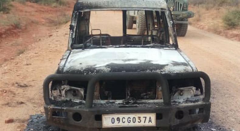 Al-shabab attacks ambulance with mother on labour pains, Kills husband
