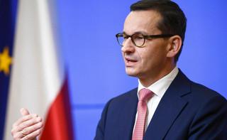 Premier o szczycie UE: Naszym priorytetem jest dbałość o bezpieczeństwo Polaków