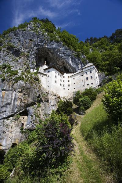 Predjamski Grad, Słowenia