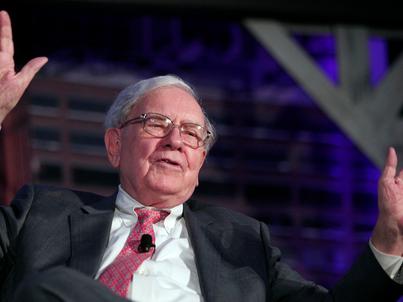 Inwestor i miliarder Warren Buffet