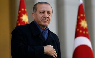 Erdogan: Niech USA cofną decyzję o dostawach broni dla Kurdów w Syrii