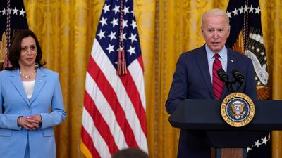 6 experts give a letter grade on Biden-Harris administration's handling of immigration thus far