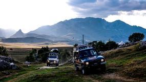 Albania - poza szlakami. Wyprawa Autoświat 4x4, Onet i Bezasfaltu 4x4