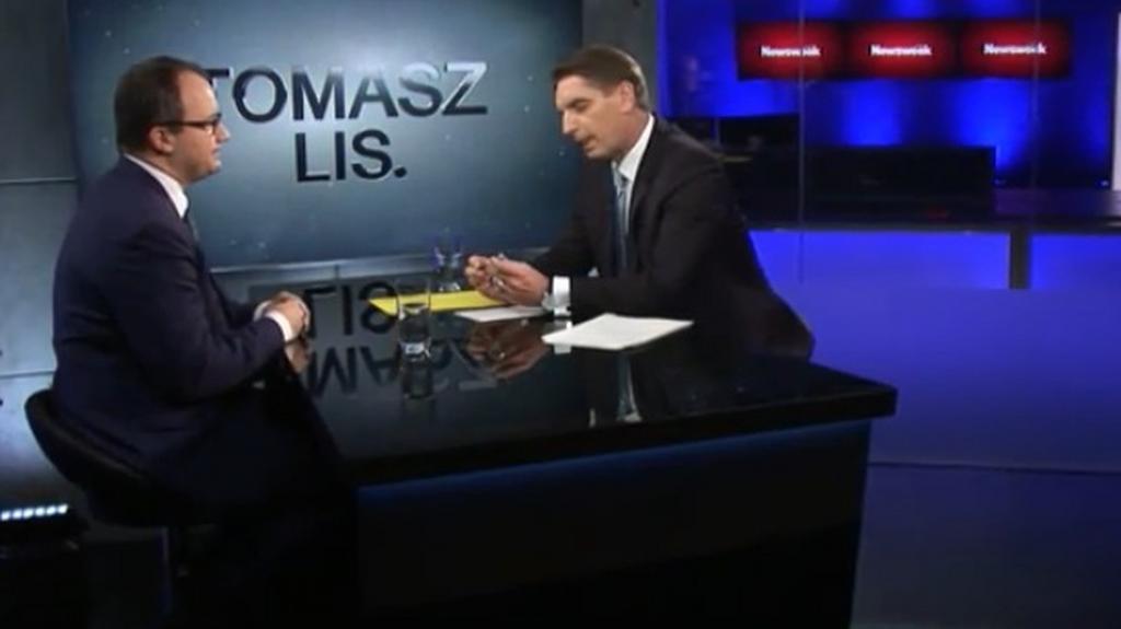 Tomasz Lis.: Cezary Michalski, Adam Bodnar