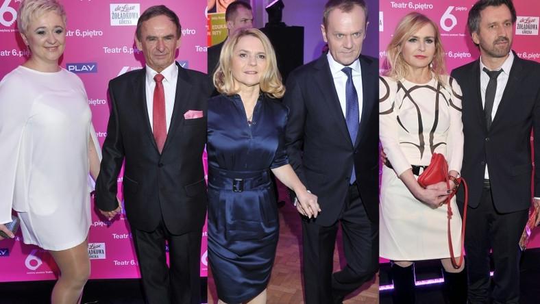 """Premiera spektaklu """"Czechow żartuje"""" przyciągnęła tłumy znanych twarzy"""