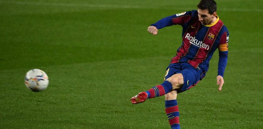 Lionel Messi wyrównał rekord Pelego