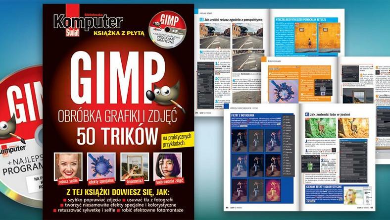 Nowa Książka 52018 Triki Do Gimp A