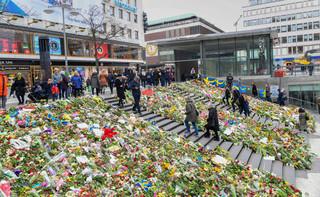 Szwecja: Aresztowano drugiego podejrzanego o zamach w Sztokholmie