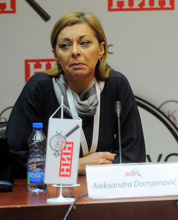 Aleksandra Damnjanović