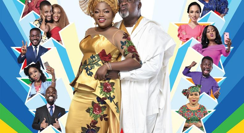 Funke Akindele-Bello makes her directorial debut with 'Your Excellency,' scheduled for a December 2019 release. [EbonyLife Films]