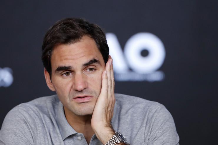 Rdožer Federer