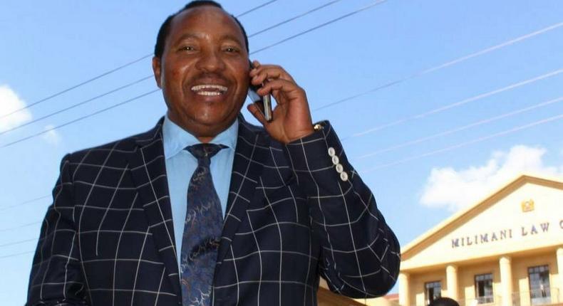 Kabete MP Ferdinand Babayao Waititu