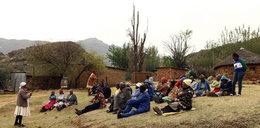 Zmieniają życie dzieci w Lesotho