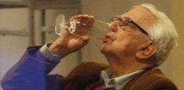 Żona puściła Łapickiego na piwo! FOTY