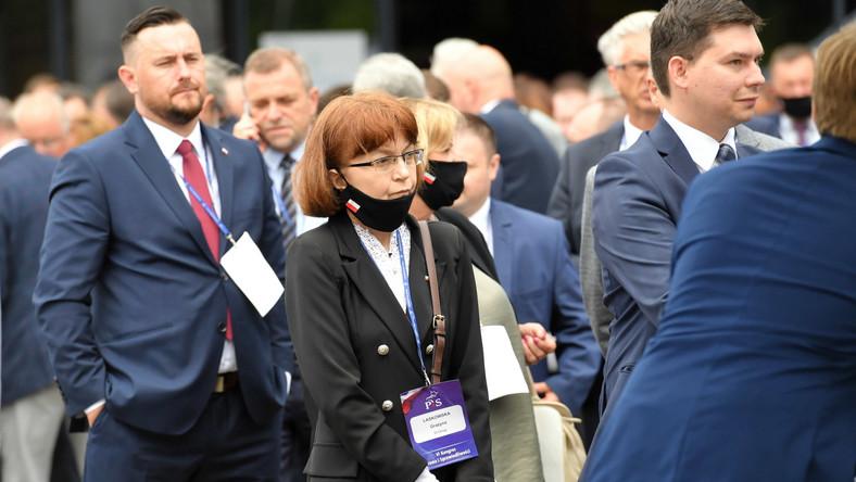 Kongres PiS w Warszawskim Centrum EXPO XXI