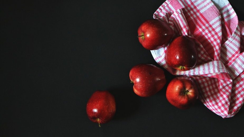 owoce jesienią