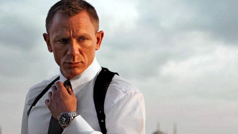 James Bond: kobieta następcą Daniela Craiga w roli agenta ... дэниэл крэйг.