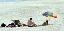 Polskie plaże dla naturystów. Tam opalają się golasy!