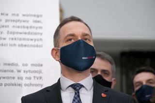 KO: Wróblewski to 'rzeźnik praw obywatelskich'