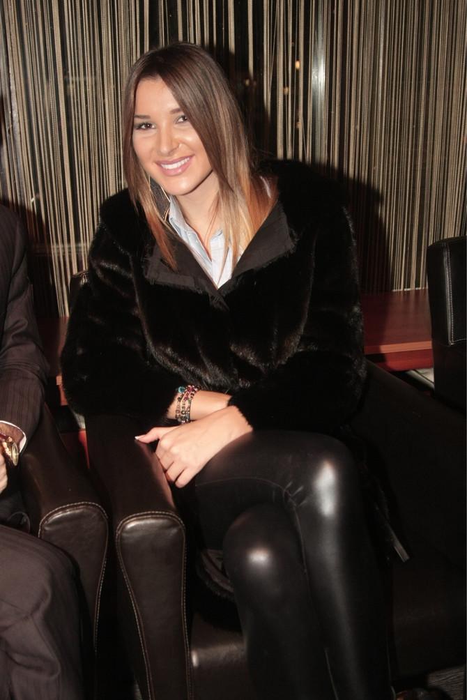 Dragana pre sedam godina