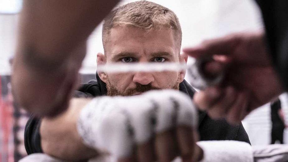 Obrona pasa i walki w wadze ciężkiej. Jan Błachowicz o wizji przyszłości w UFC