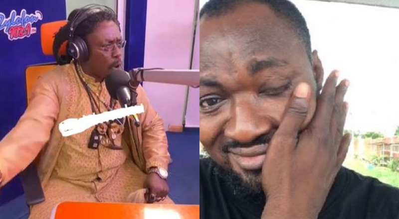Funny Face should be taken to the psychiatric hospital, he's mad - Vanessa's father (WATCH)