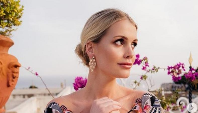 Kitty Spencer Fotó: Instagram