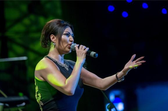 Svetlana Ražnatović nastupa poslednjeg dana, 23. avgusta