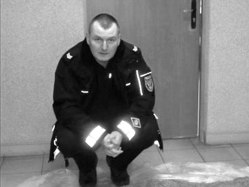 Mł. asp. Michał Kędzierski
