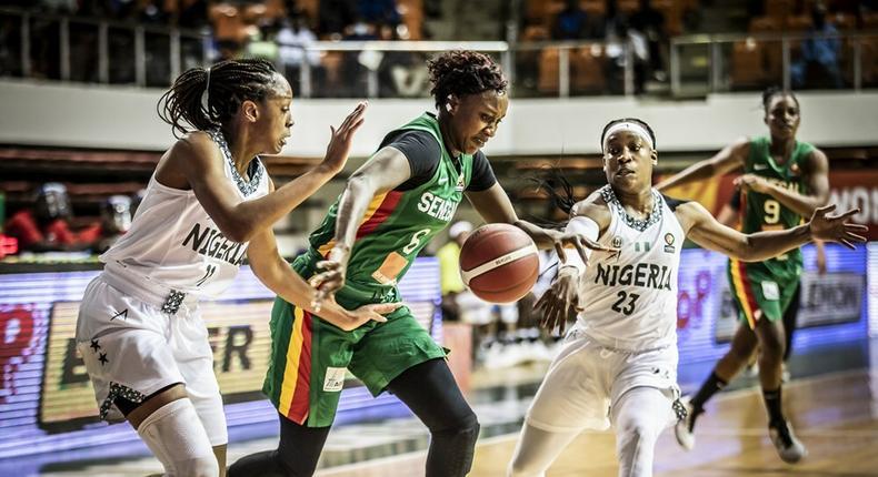 Nigérianes vs Lionnes