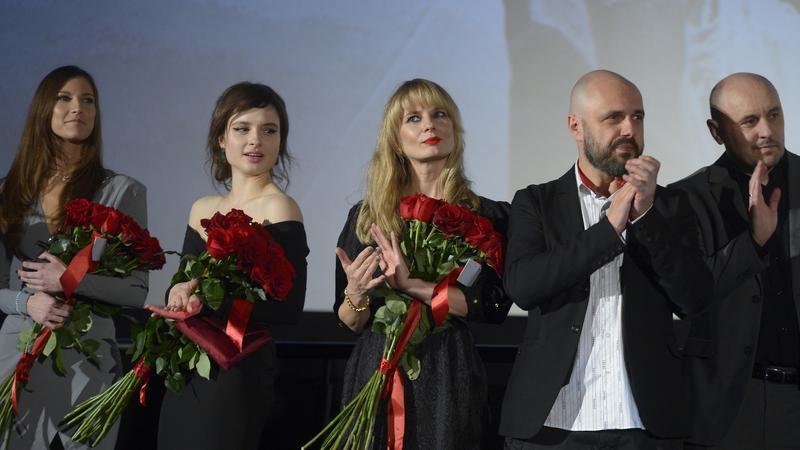 """Gwiazdy na premierze filmu """"Najlepszy"""" Łukasza Palkowskiego"""