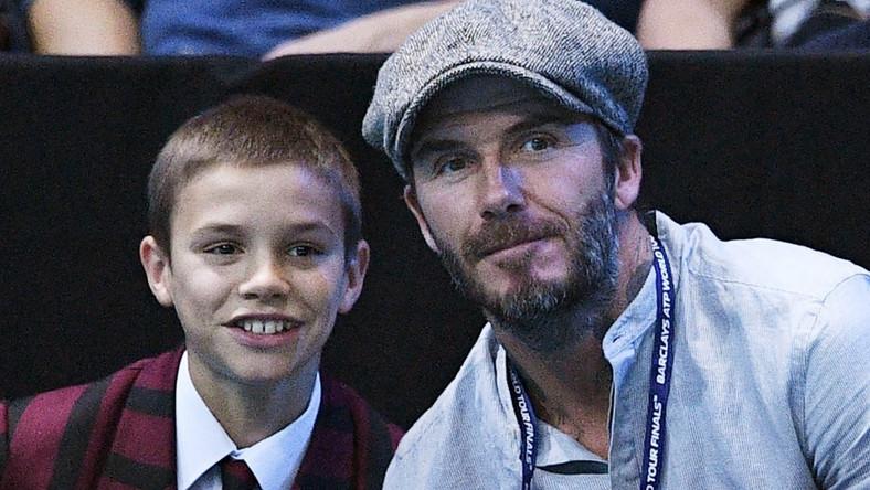 Gwiazdor pojawił się ostatnio z synem na jednym z meczów turnieju ATP w Londynie...
