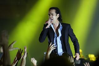 Nick Cave ' The Bad Seeds wystąpią w Polsce