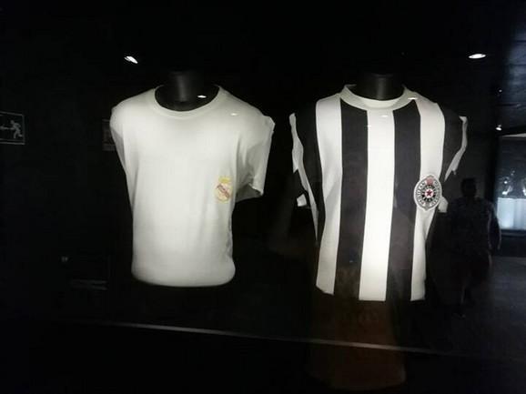 Real poštuje protivnike: Tu je i dres Partizana, rivala iz finala Kupa evropskih šampiona 1966. godine